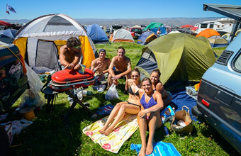 watershed camping